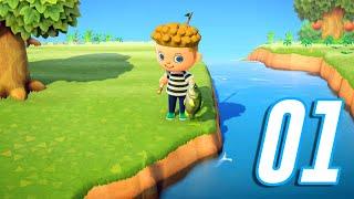 Animal Crossing: New Horizons - Part 1 - The Beginning