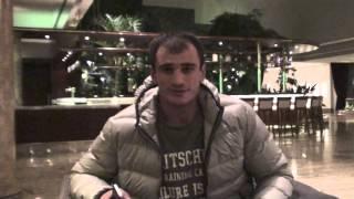 Яго Киладзе о тренировочном лагере Кличко перед боем с Пулевым