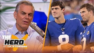Cowboys have solid foundation despite drama, how Giants are grooming Daniel Jones   NFL   THE HERD