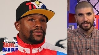 Ariel Helwani: Floyd Mayweather pulling out of Rizin bout is 'embarrassing' | Ariel & The Bad Guy