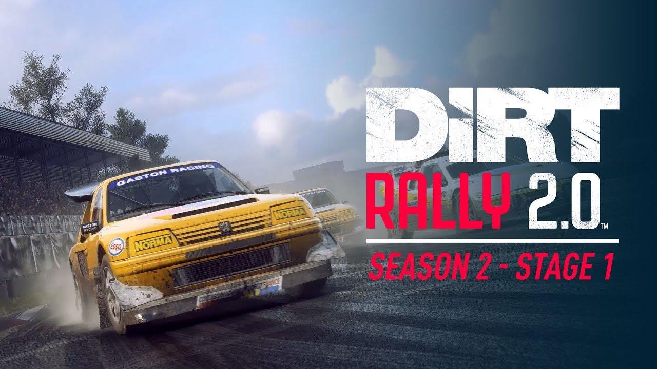 Trailer di DiRT Rally 2.0