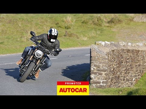Promoted | Honda CB650R: Performance meets style | Autocar
