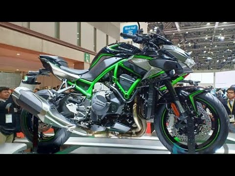Kawasaki ZH2 LAUNCHING IN INDIA / THE SUPERCHARGED STREET FIGHTER