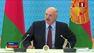 Президент Беларуси: Правительство ответит за провал поручений!