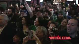 WFNX.com presents the Dropkick Murphys - 'The Gang's All Here' - Record Release Party at McGreevy's