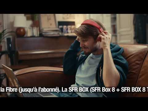 Musique publicité SFR Le dimanche idéal de la coloc    Juillet 2021