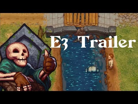Graveyard Keeper E3 Trailer thumbnail