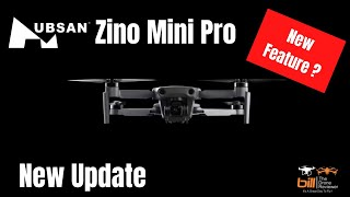 Hubsan Zino Mini Pro New Update