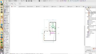 ARCHICAD INTRO - WEEK 2 - PART 5 - DIMENSIONING
