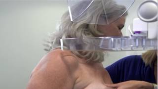 What happens when you have a mammogram
