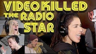 Video Killed The Radio Star - Walk off the Earth Ft. Sarah Silverman