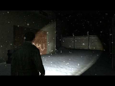Silent Hill PSP