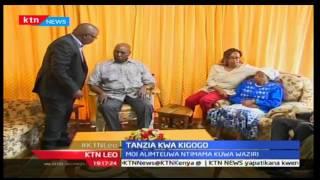 Rais mstaafu Moi atembelea familia ya Ole Ntimama