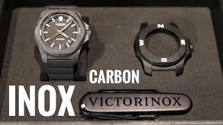 Victorinox I.N.O.X Carbon Automatik 43mm   Review   241866.1   Olfert&Co
