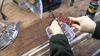 How To: Cleaning up an old pocket knife