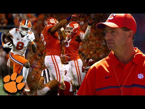 Clemson Football Returns | 2017 Hype Video