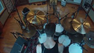 Jacob Jung: ANNA X MAE 'Subtle Bubble Trouble' Drum Tracking!