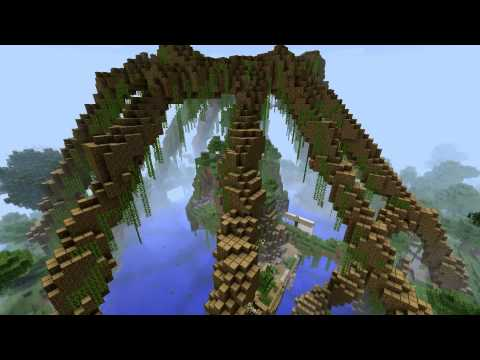 Minecraft Eppic Build