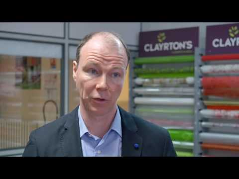 CLAYRTON'S transmet ses valeurs RSE au consommateur final et à la génération future