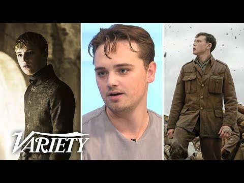 Dean-Charles Chapman Talks 'Game of Thrones' and '1917'