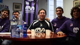 preview picture of video 'Ointxe y las 3 Aguas Vascas con Alzola Basque Water'
