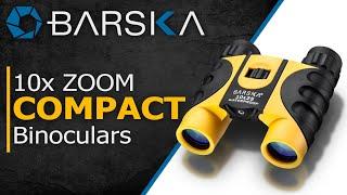 10x25 Waterproof Binoculars from Barska