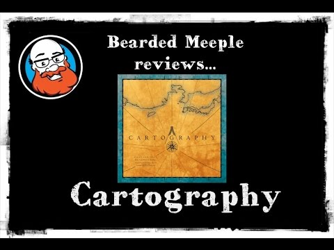 Bearded Meeple reviews Cartography