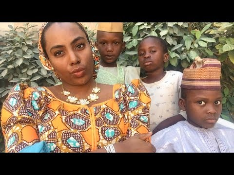 Funny Bloopers/Outtakes - Hausa Greetings 🇳🇬