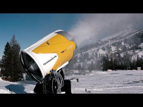 IO-Link von ifm steigert Effizienz der Beschneiungsanlagen von Technoalpin