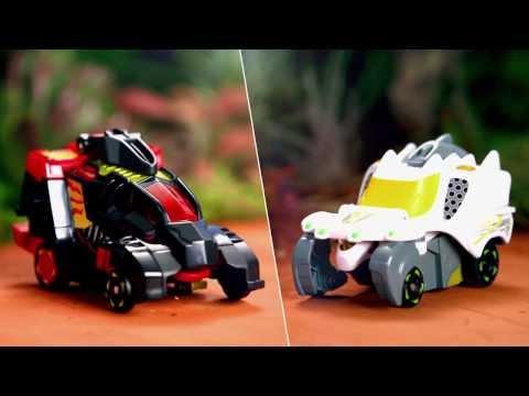 Switch & Go Dino's Turbo Alpha de Allosaurus
