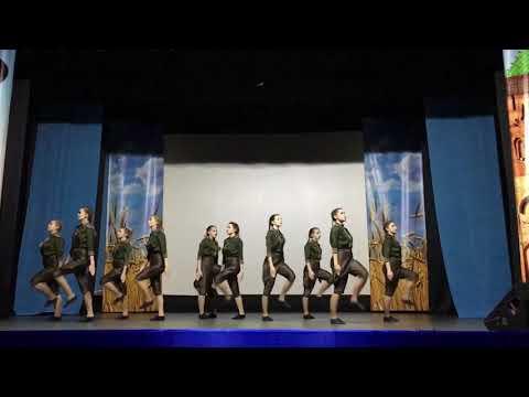 Танцевальный коллектив «Джангл» Месяц май