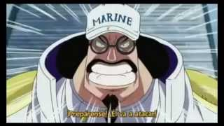 One Piece AMV Marineford Long Battle Spanish And English Sub