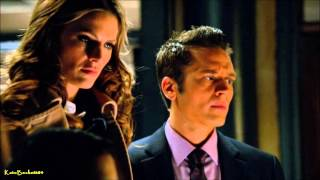 "Castle 6x14 ""Dressed To Kill"" Espo & Beckett Telephone tabs (HD)"