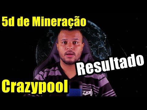 Crazypool 5d Minerando - Resultado