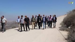 مشروع سياحي لتأهيل جبل العرمة