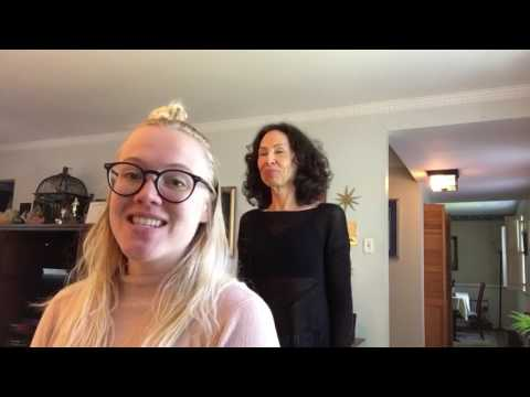 Orla teaches a vocal exercise used to warm up the head voice to her student Geri and to you straight from her home studio!