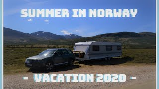 Summer Vacation in Norway - 2020