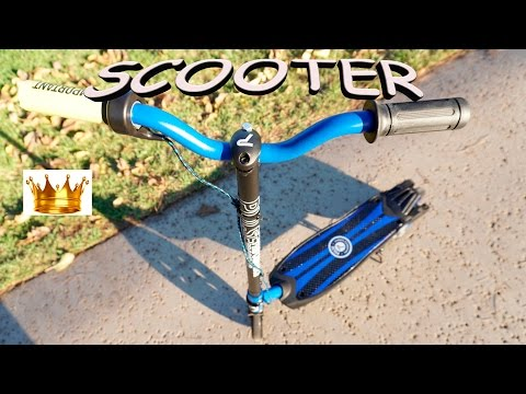 WONDERFUL PULSE REVSTER ELECTRIC SCOOTER UNBOXING & TEST DRIVE 4K!