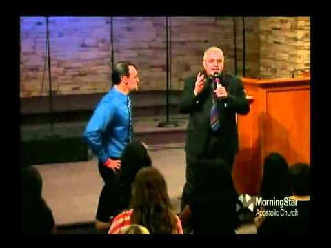 Apostolic Preaching -John Arcovio -Cancer Testimony