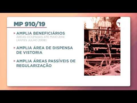 Começam debates sobre MP da Regularização Fundiária - 11/02/20