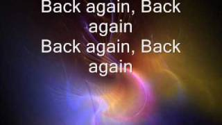 "Chris Daughtry- ""There And Back Again"" Lyrics"