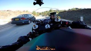Yamaha R6 Hell Bike