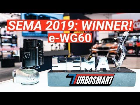 """New e-WG60 wins SEMA 2019 """"BEST NEW PRODUCT"""""""