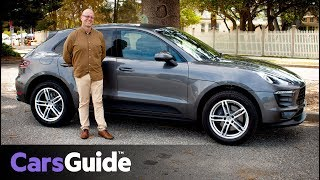 Porsche Macan 2018 review