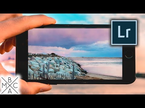 how to easily edit using adobe lightroom tutorials by bmac