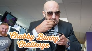 How many donut holes can fit in WWE Superstars' mouths? : WWE Game Night