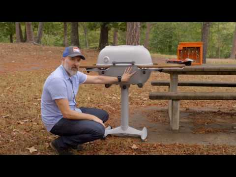 PK360 Grill Unboxing HD