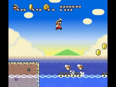 Download New Super Mario World 2 Around The World Part 1 Mp4 & 3gp