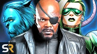 Marvel Theory: Will Nick Fury Be Working For S.W.O.R.D. In Phase 4?
