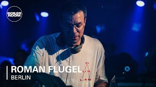Roman Flügel | Boiler Room x SCOPES